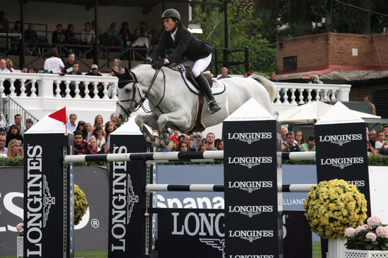 Longines Show Jumping Event: CSIO Barcelona 4
