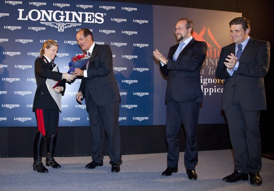 "Longines Flat Racing Event: Longines presents the ""Premio Longines Lydia Tesio - Le Signore dell'Ippica"" 3"