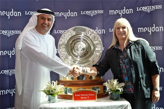 Longines Flat Racing Event: Longines proclaims long-term partnership with the elite Meydan Group 2