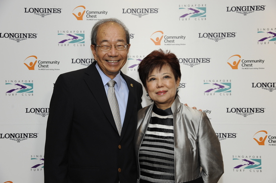 Longines Flat Racing Event: LONGINES SINGAPORE GOLD CUP 2011 raises S$241,136 for the Chaoyang School 6