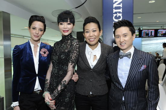 Longines Flat Racing Event: LONGINES SINGAPORE GOLD CUP 2011 raises S$241,136 for the Chaoyang School 7