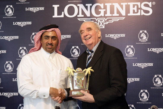Longines Flat Racing Event: Longines spreads its elegance throughout the equestrian world: A new partnership with the distinguished Qatar Racing and Equestrian club 3