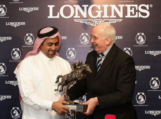 Longines Flat Racing Event: Longines spreads its elegance throughout the equestrian world: A new partnership with the distinguished Qatar Racing and Equestrian club 4