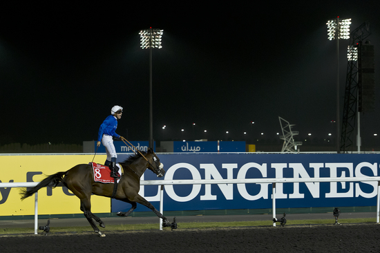 Longines Flat Racing Event: Longines, official timekeeper of the Dubai World Cup 2012: Elegance and performance at the World's Richest Race 3