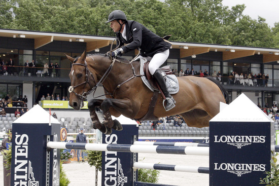 Longines Show Jumping Event: Nations Cup – Longines Press Award for Elegance: Intermediate ranking 5