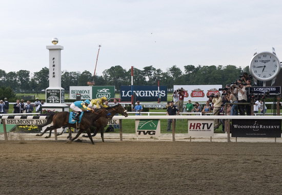Longines Flat Racing Event: Longines, Official Watch of the 2012 Belmont Stakes 4