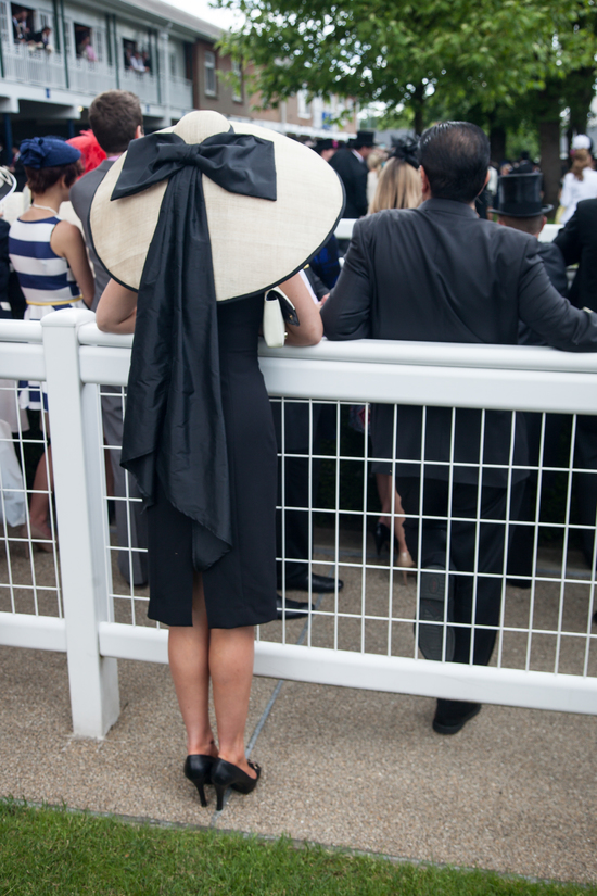 Longines Flat Racing Event: Royal Ascot 2012 - An elegant day at the races with Longines Ambassador of Elegance Ingeborga Dapkunaite 4
