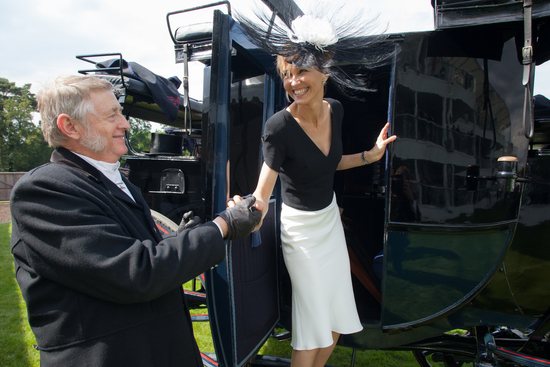 Longines Flat Racing Event: Royal Ascot 2012 - An elegant day at the races with Longines Ambassador of Elegance Ingeborga Dapkunaite 7