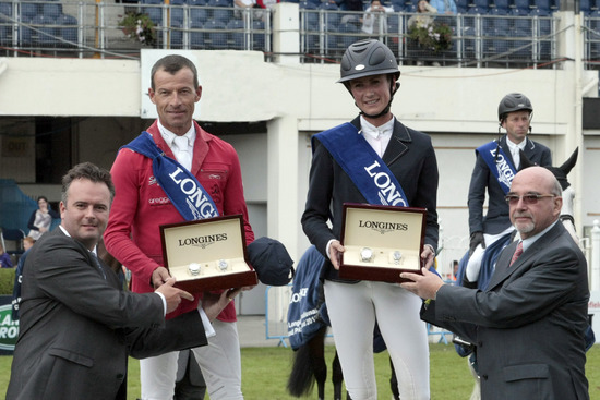 Longines Show Jumping Event: Longines Press Award for Elegance 2012 2