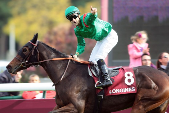 Longines Flat Racing Event: Qatar Prix de l'Arc de Triomphe: Longines at the service of the race of the year 2