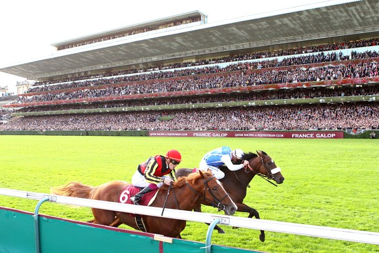 Longines Flat Racing Event: Qatar Prix de l'Arc de Triomphe: Longines at the service of the race of the year 4