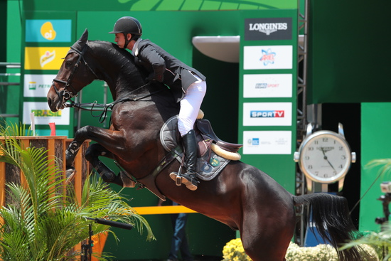 Longines Show Jumping Event: Longines, official timekeeper of the Athina Onassis Horse Show 2
