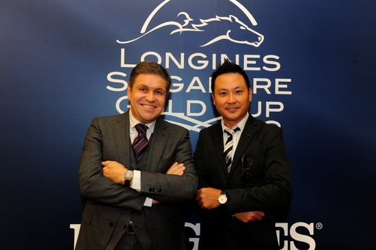 Longines Flat Racing Event: Longines Singapore Gold Cup 2012 raises S$236,728 7
