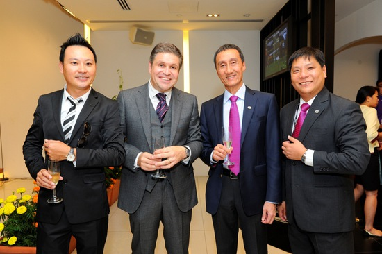 Longines Flat Racing Event: Longines Singapore Gold Cup 2012 raises S$236,728 19