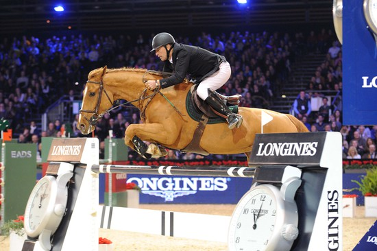 Longines Show Jumping Event: Roger Yves Bost wins the Longines Speed Challenge 2