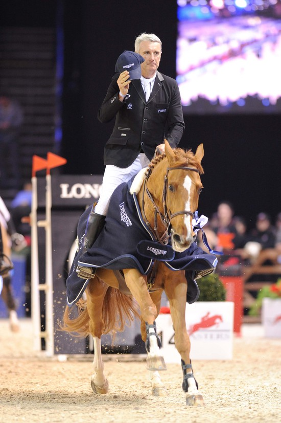 Longines Show Jumping Event: Roger Yves Bost wins the Longines Speed Challenge 3