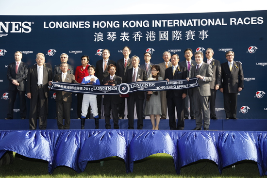 Longines Flat Racing Event: Elegance and thrilling races at the Longines Hong Kong International Races with the presence of Kate Winslet 10