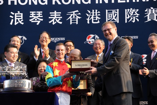 Longines Flat Racing Event: Elegance and thrilling races at the Longines Hong Kong International Races with the presence of Kate Winslet 13