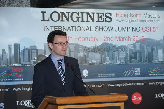 Longines Show Jumping Event: Longines Hong Kong Masters 2013 – A promising event 3