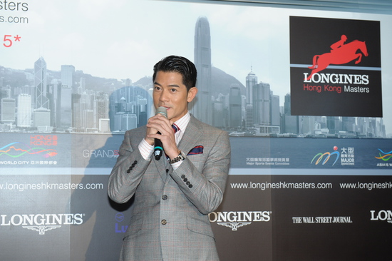 Longines Show Jumping Event: Longines Hong Kong Masters 2013 – A promising event 4