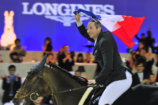 Longines Show Jumping Event: First edition of the Longines Hong Kong Masters: an amazing success 1