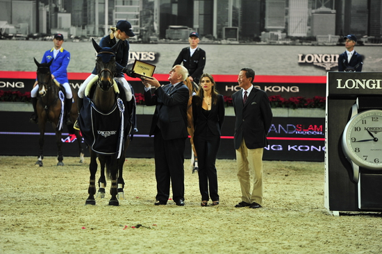 Longines Show Jumping Event: First edition of the Longines Hong Kong Masters: an amazing success 8