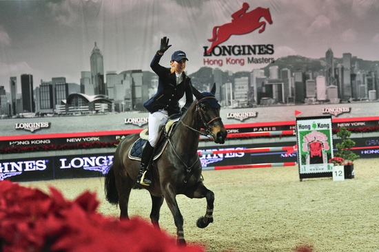 Longines Show Jumping Event: First edition of the Longines Hong Kong Masters: an amazing success 9