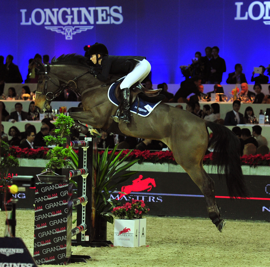 Longines Show Jumping Event: First edition of the Longines Hong Kong Masters: an amazing success 12