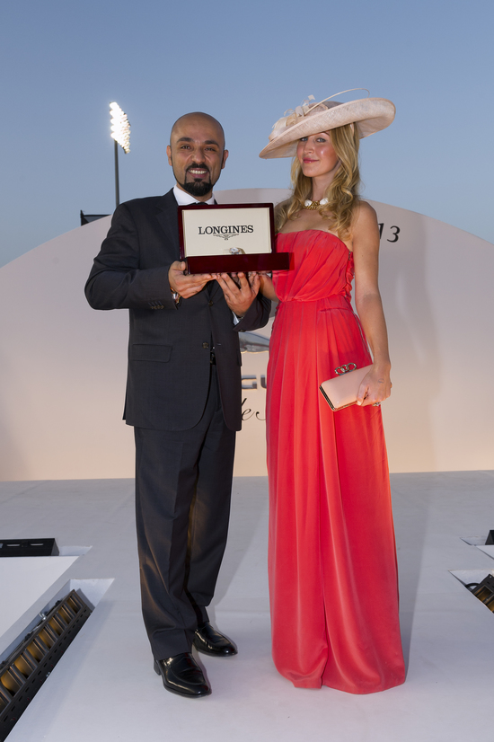 Longines Flat Racing Event: Longines adds its touch of elegance to the Dubai World Cup 6