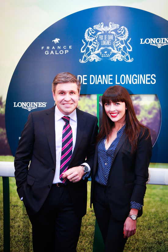 Longines Flat Racing Event: Prix de Diane Longines 2013 and Longines Ladies Awards : A promising preview 2