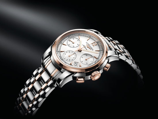 Longines Flat Racing Event: Longines awards elegant timepieces to owner, trainer and jockey of Belmont Stakes winner, Palace Malice 7