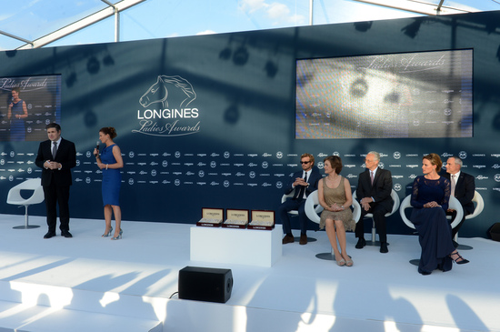 Longines Flat Racing Event: Longines Ladies Awards 5