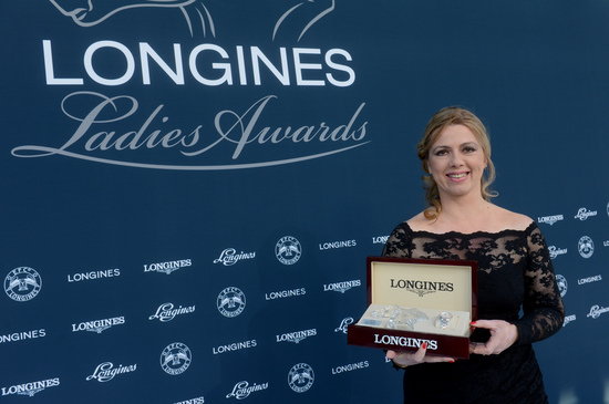 Longines Flat Racing Event: Longines Ladies Awards 8