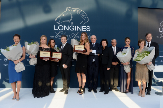 Longines Flat Racing Event: Longines Ladies Awards 10