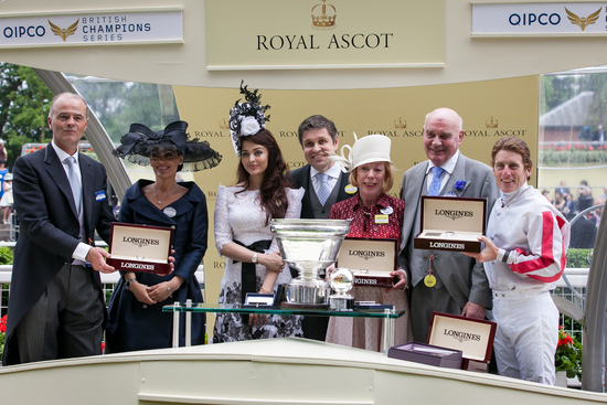 Longines Flat Racing Event: Aishwarya Rai Bachchan joins Longines for an elegant day at the races 4