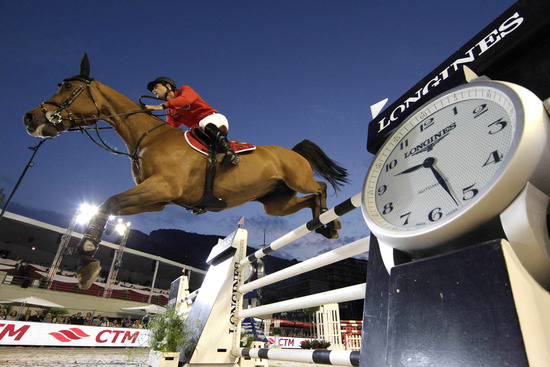 Longines Show Jumping Event: Longines Global Champions Tour in Monaco 2