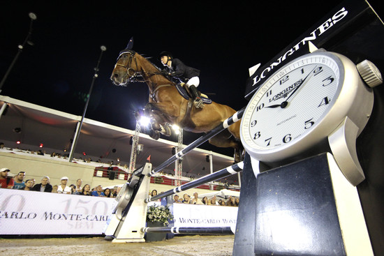 Longines Show Jumping Event: Longines Global Champions Tour in Monaco 6
