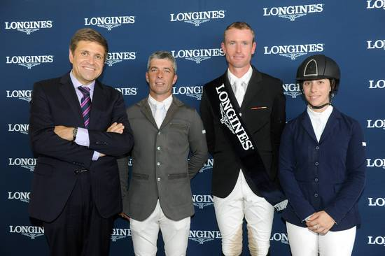 Longines Show Jumping Event: Longines expands commitment to equestrian sports through Hampton Classic Horse Show partnership 3