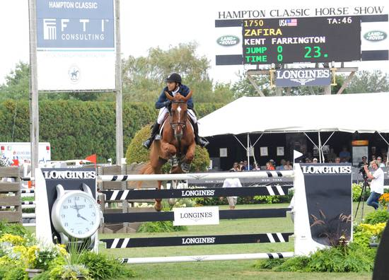 Longines Show Jumping Event: Longines expands commitment to equestrian sports through Hampton Classic Horse Show partnership 5