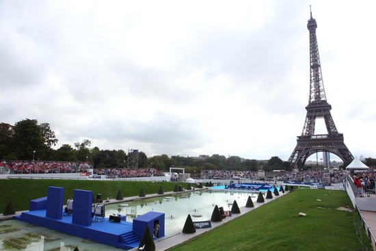 Longines Archery Event: The Longines Prize for Precision awarded in Paris 2