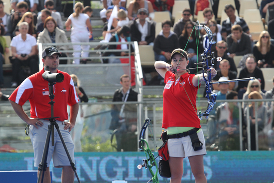 Longines Archery Event: The Longines Prize for Precision awarded in Paris 3
