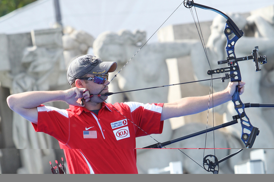 Longines Archery Event: The Longines Prize for Precision awarded in Paris 4