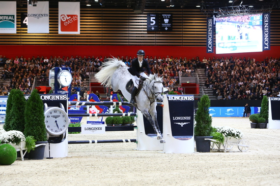Longines Show Jumping Event: Longines  – Official Timekeeper of Equita'Lyon 4