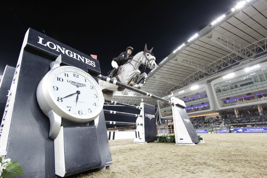 Longines Show Jumping Event: The Longines Global Champions Tour 2013 – A thrilling finale in Doha 3