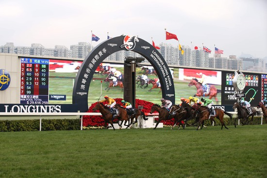 Longines Flat Racing Event: Longines Hong Kong International Races 5