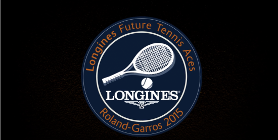 Longines  Event: Longines Future Tennis Aces 2015: a meeting of talented young players in the heart of Paris 2