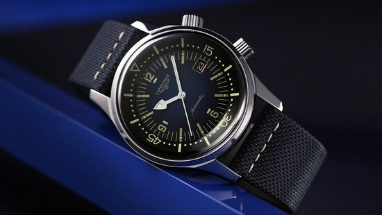 Longines  The Longines Legend Diver Watch Watch 22