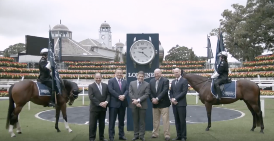 Longines Flat Racing Event: Game-changer for horseracing as Longines unveils the Longines Positioning System 1