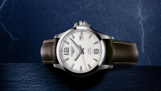 Longines Conquest V.H.P. Watch 2